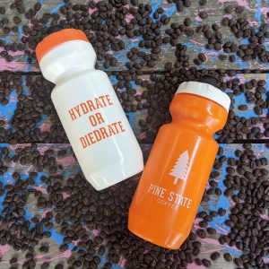 Hydrate or Diedrate water bottle